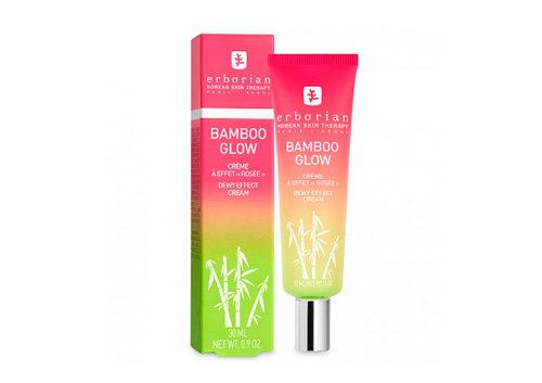 Крем для лица Bamboo Glow Dewy Effect Cream, Erborian