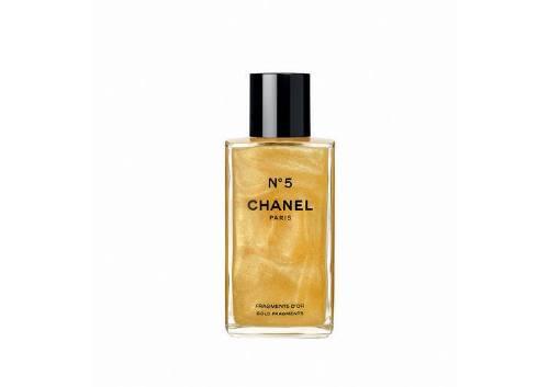 Парфюмированный гель для тела №5, Chanel