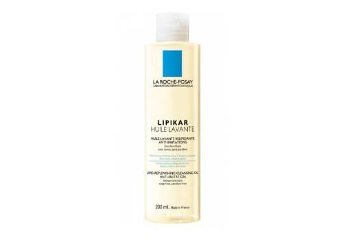 Смягчающее масло для ванной и душа Lipikar Huile Lavante,La Roche–Posay