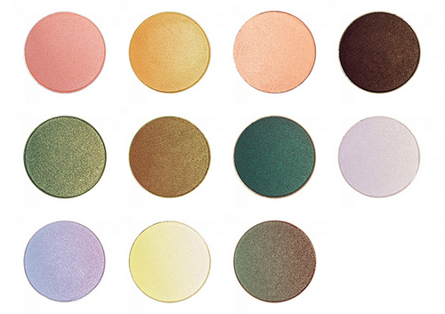Тени Duochrome Pigment,Makeup Geek