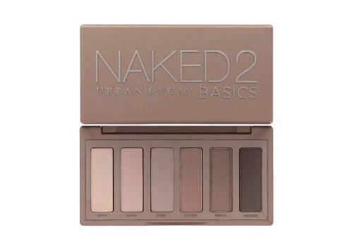 Палетка теней Naked 2 Basics Eyeshadow Palette,Urban Decay