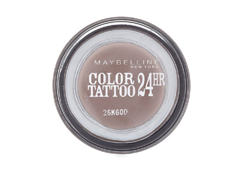 Тени для век Color Tattoo 24H Permanent Taupe 40,Maybelline