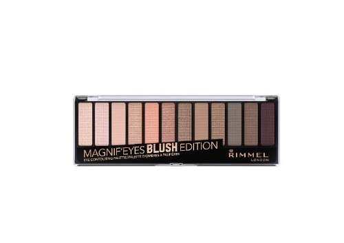 Палетка теней для век Magnif'eyes Blush Edition, Rimmel