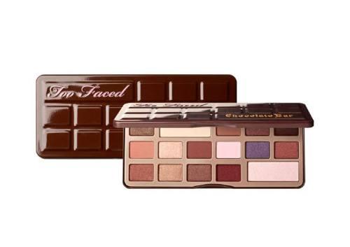 Палетка тенейChocolate Bar Eye Shadow Collection, Too Faced