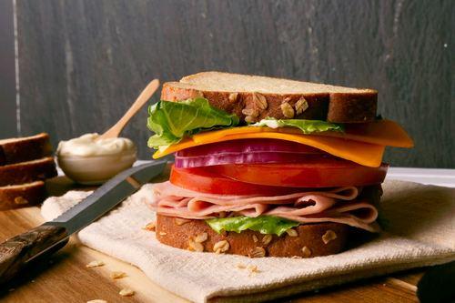 Club Sandwiches With Turkey