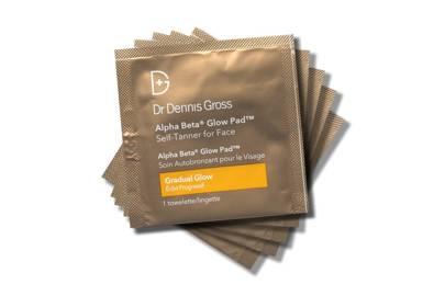 Alpha Beta Glow Pad Gradual Glow, £30, Dr Dennis Gross