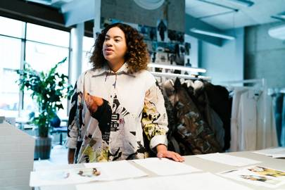 Eight up-and-coming designers discuss the future of fashion