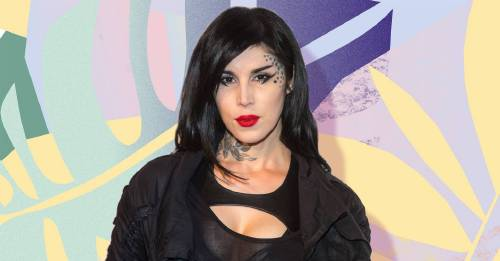 Kat Von D just teased a new Tarot makeup collection on Instagram