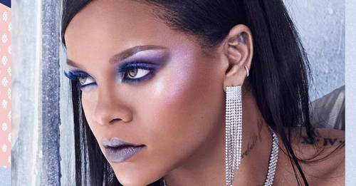 Rihanna shares her first-ever Tutorial Tuesday and shares some incredible insider beauty hacks
