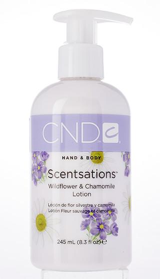 Лосьон для рук и тела Scentsations, CND