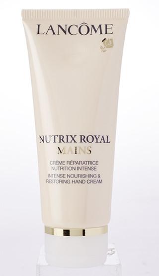 Увлажняющий и питательный крем для рук Nutrix Royal Mains, Lancôme