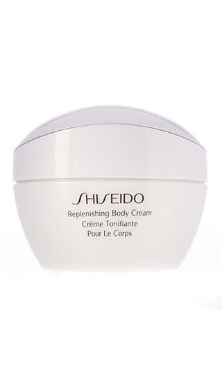 Питательный крем для тела Replenishing Body Cream, Shiseido