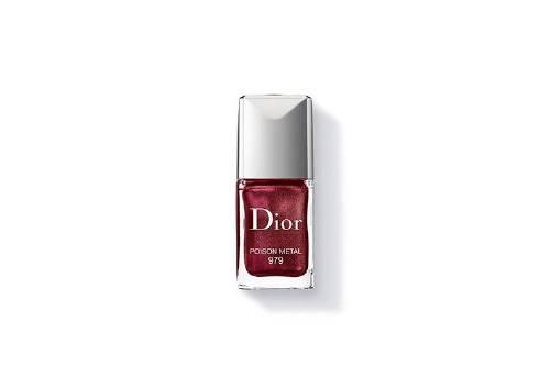 Лак для ногтей Poison Metal, Dior