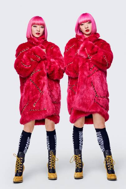 These are all the pieces we're going to be snapping up from the Moschino X H&M collection
