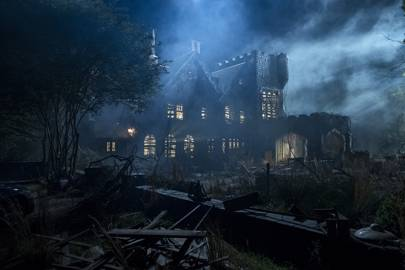 Haunted on Haunted Hill (1999)