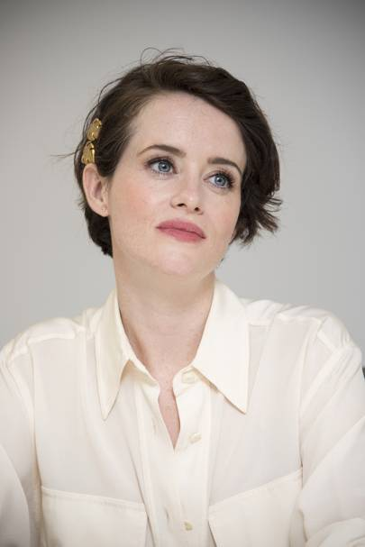 You NEED to see Claire Foy's hilarious reaction to this Ryan Gosling meme