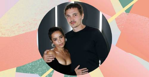Zoë Kravitz just casually revealed she's been engaged since February