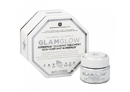 Очищающая маска Supermud Clearing Treatment, GlamGlow