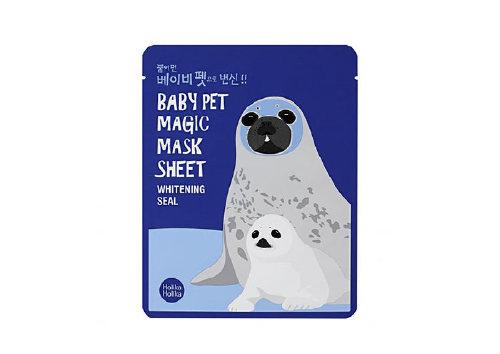 Cерия масок Baby Pet Magic Mask Sheet, Holika Holika