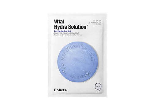 Маска для лица Dermask Water Jet Vital Hydra Solution, Dr Jart+