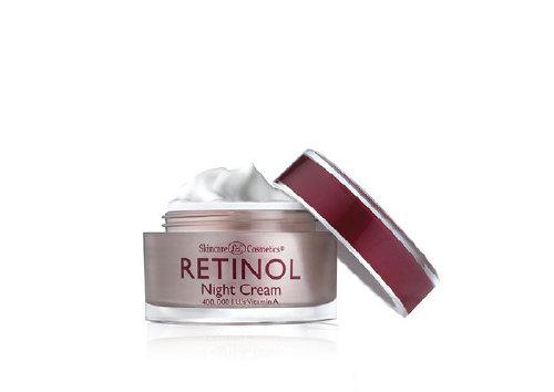 Ночной антивозрастной восстанавливающий крем, Retinol