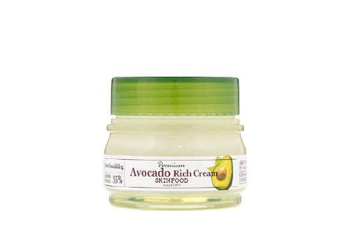 Питательный крем с авокадо Avocado Rich Cream, Skinfood