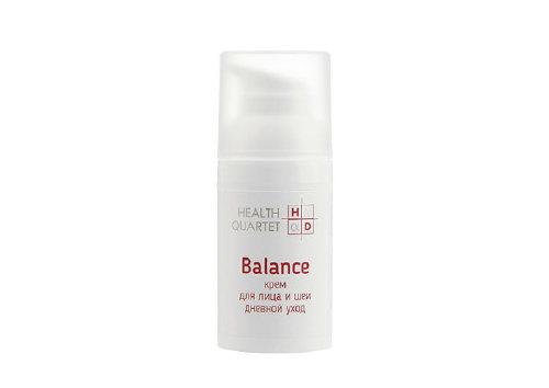 Крем для лица и шеи «Дневной уход» Balance, Квартет здоровья