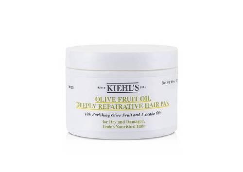 Питательная маска для волос с маслом оливы Olive Fruit Oil Deeply Repairative Hair Pak, Kiehl's