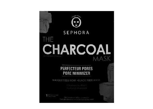 Маска для лица The Charcoal Mask Pore Minimizer, Sephora Collection