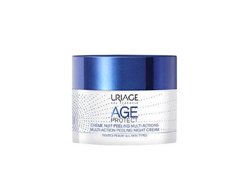 Ночной крем-пилинг Age Protect Multi-action Peeling Night Cream, Uriage