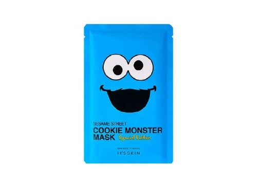 Маска для лица Cookie Monster Mask Special Edition, It's Skin