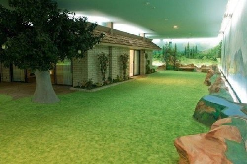 A sweet underground bomb shelter in Vegas is for sale, and color us interested