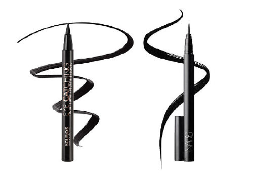 Подводка-фломастер Eye Catching Felt-Tip Eyeliner, Bourjois
