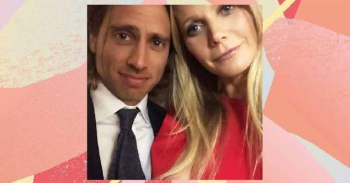 Gwyneth Paltrow has shared a photo from her wedding and she looks absolutely incredible