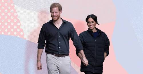 Here's why Meghan Markle and Prince Harry spent this anniversary separately