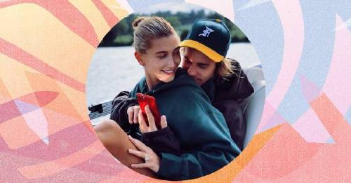 Justin Bieber and Hailey Baldwin's first thanksgiving as a married couple got messy...