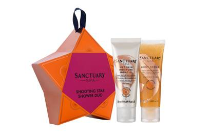 Shooting Star Shower Duo, £6, Sanctuary Spa