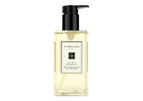 Гель для душа Lime Basil and Mandarin, Jo Malone