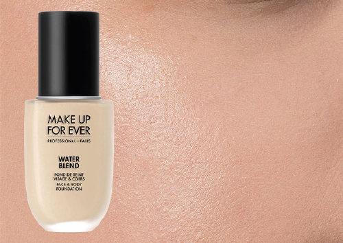 Тональный крем Water Blend, R210, Make Up For Ever