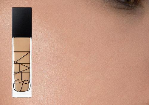 Тональная основа Natural Radiant Longwear Founaion, Nars