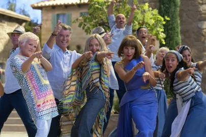 Mamma Mia: Here We Go Again, 2018