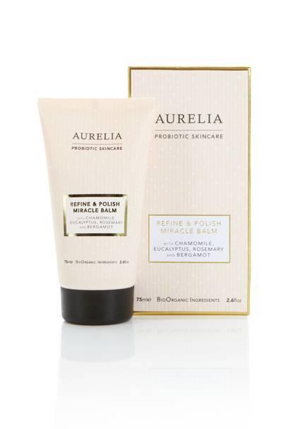 Refine & Polish Miracle Balm, £57, Aurelia Skincare