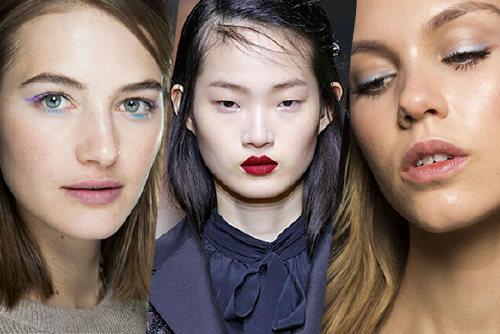 10 главных трендов в макияже этой зимой