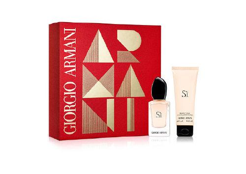 Подарочный набор для женщин Si, Giorgio Armani