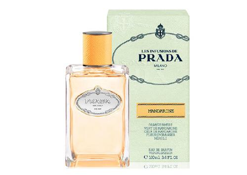 Парфюмерная вода Les Unfusions de Prada Mandarine, Prada