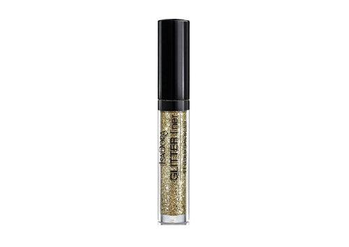 Подводка Glitter Liner, оттенок Gold Sparkles, IsaDora