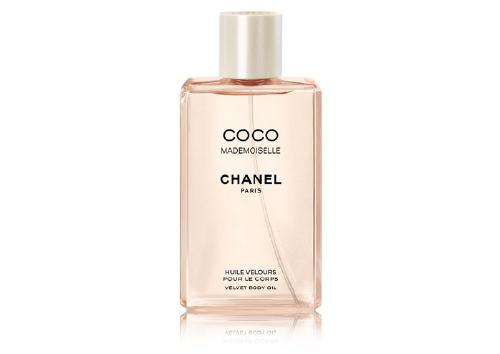 Coco Mademoiselle Velvet Body Oil, Chanel