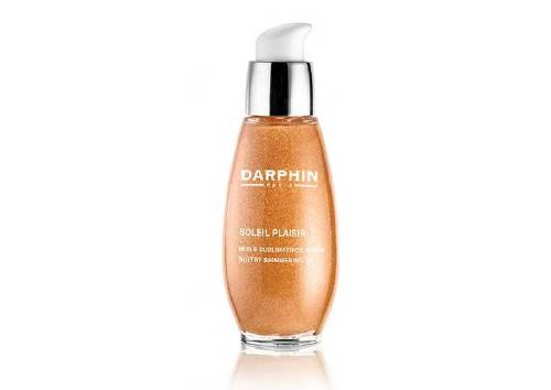 Shimmering Body Oil Soleil Plaisir Sultry Shimmering Oil, Darphin