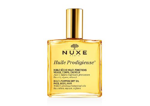 Dry oil Huile Prodigieuse, Nuxe