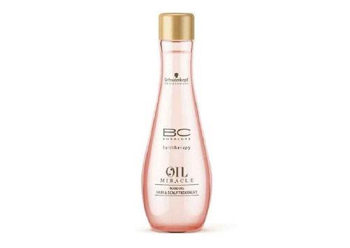 Bonacure BC Oil Miracle Rose Oil Hair Scalp Treatment, Schwarzkopf Professional